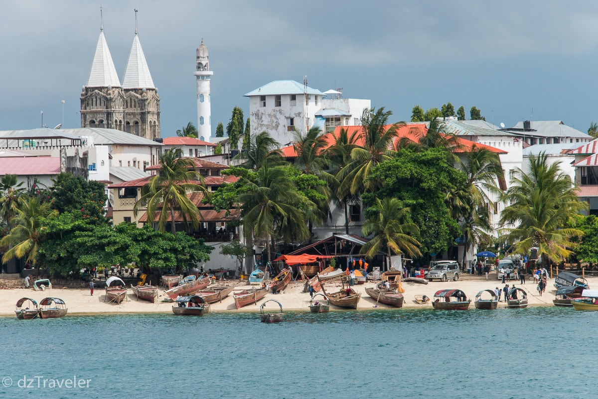 Beautiful Zanzibar in Tanzania