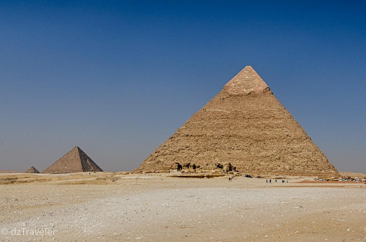 Giza, Cairo - Egypt