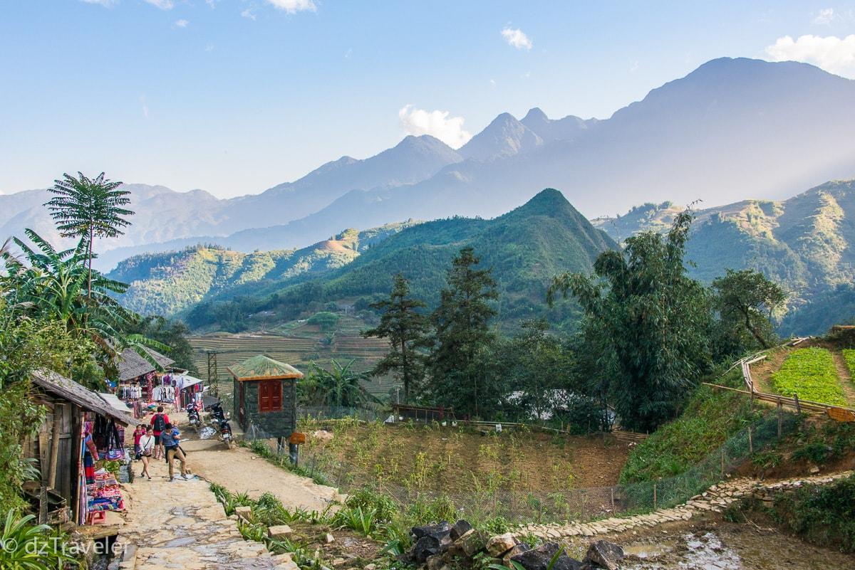 Cat Cat Village, Sapa - Vietnam