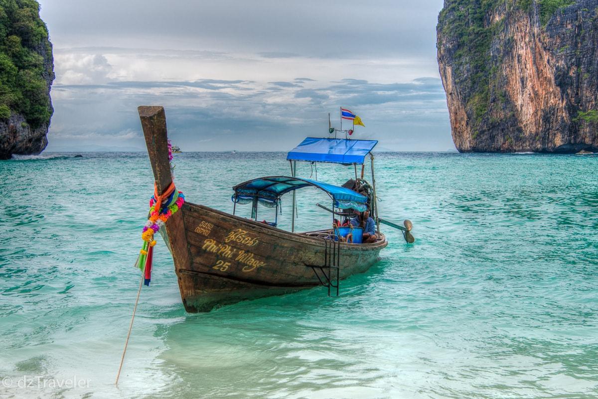 Mya Bay, Thailand