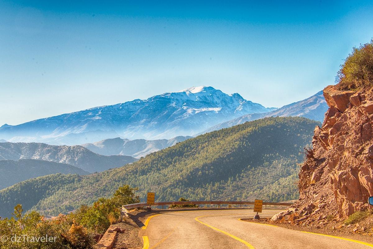 High Atlas, Morocco