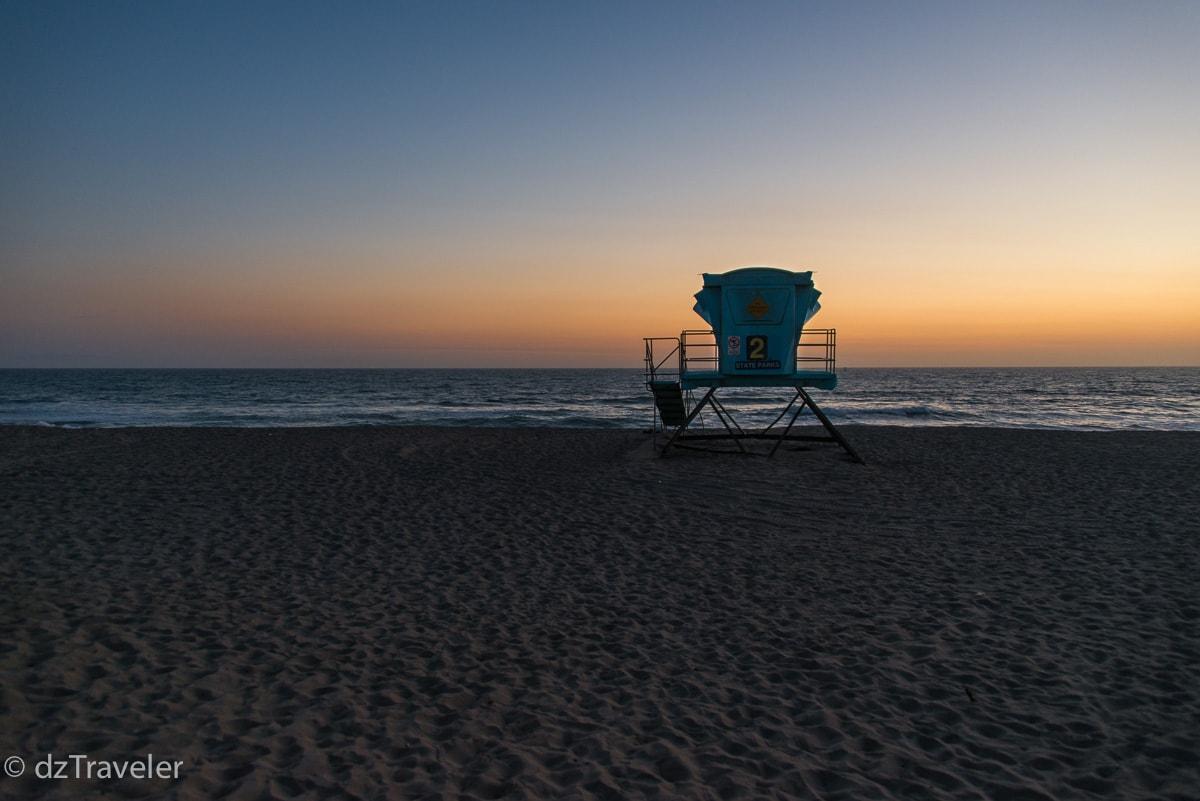 Ventura Beach, California - USA