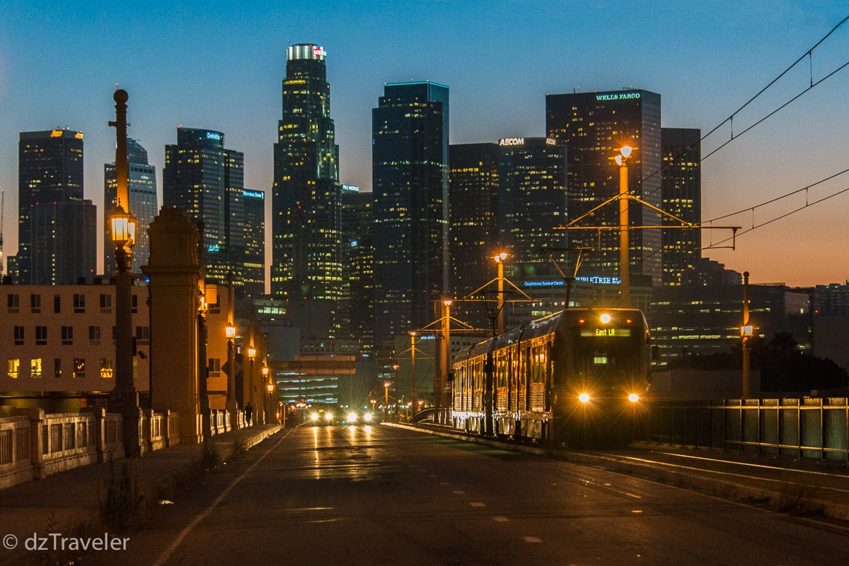 Downtown Los Angeles - USA
