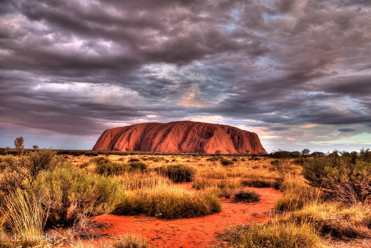 Ayers Rock, Petermann, Northern Territory, Australia