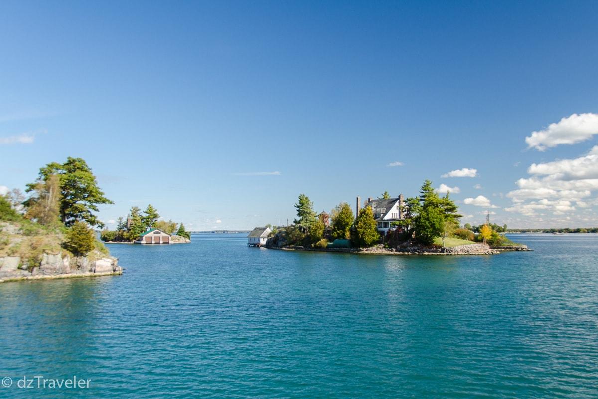 1000 Islands, Canada