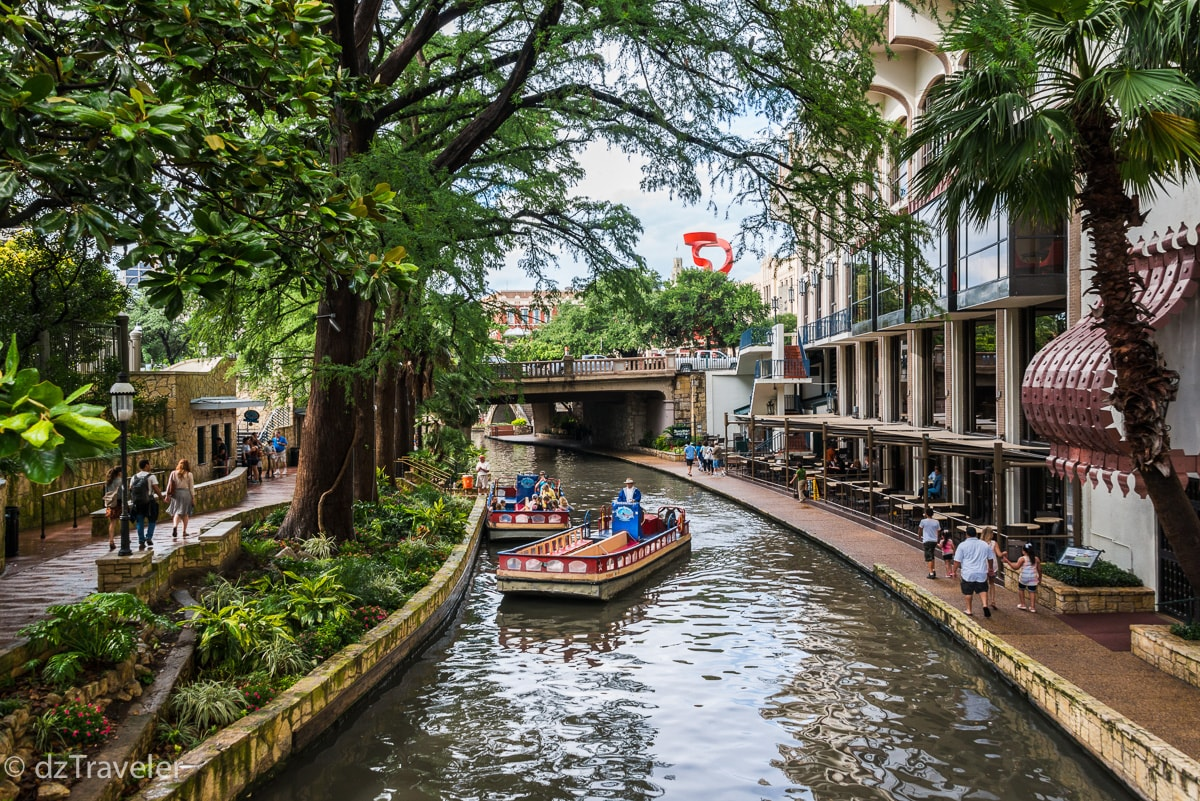 San Antonio, Texas - USA