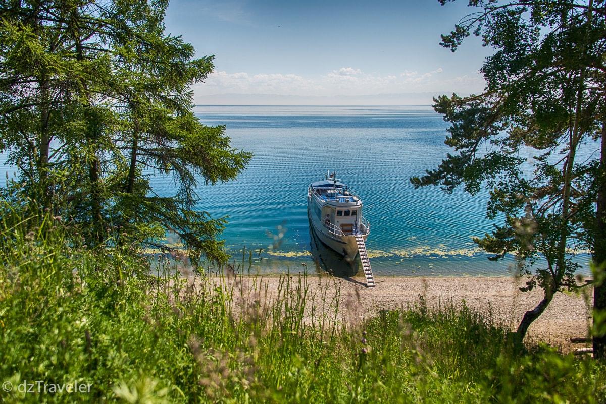 Port Baikal, Russia