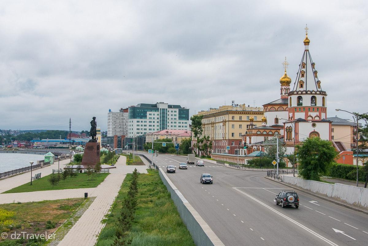 Irkutsk, Siberia - Russia