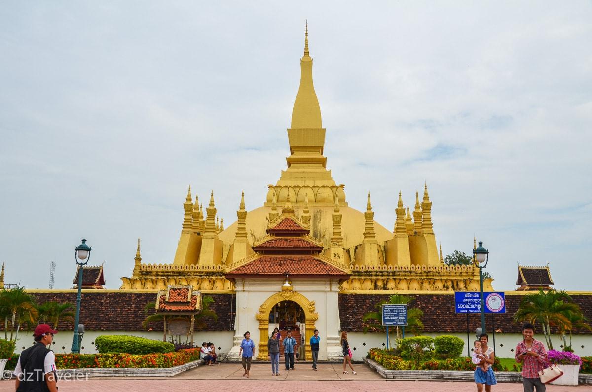 Vientien, Laos