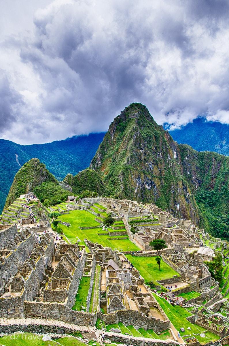 Macha Picchu, Peru
