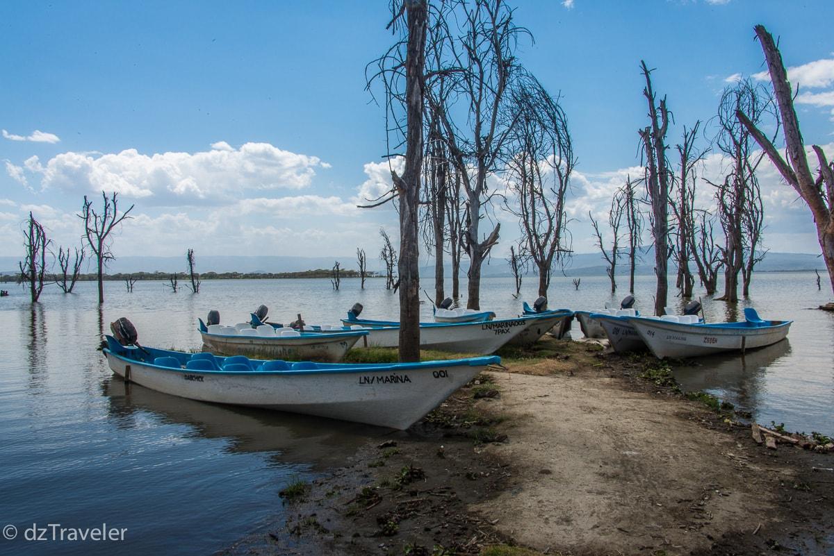 Lake Naivasha National Park, Kenya