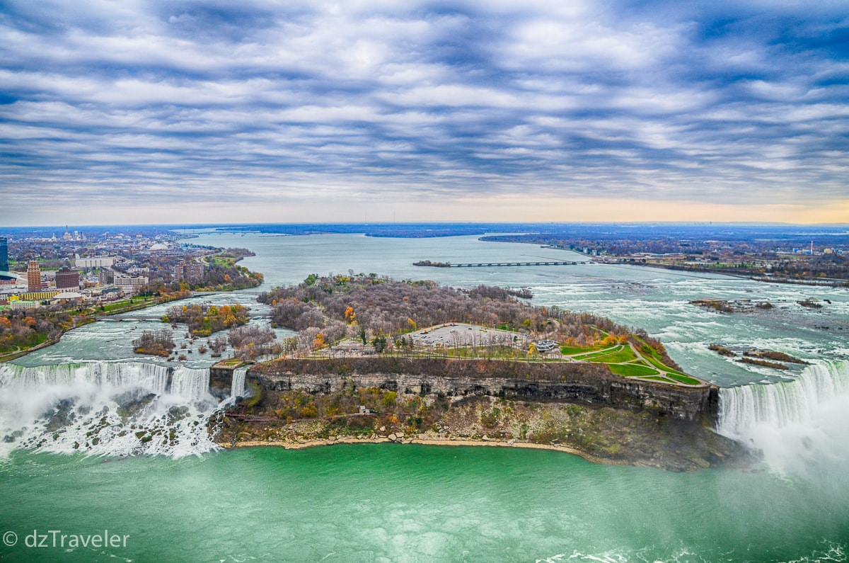 Niagara Falls, New York - USA