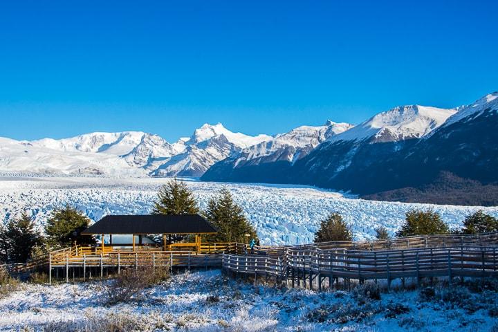 perito moreno glacier los glaciares national park santa cruz argentina