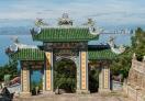 Ling Ung Pagoda, Son Tra Mountain, Da Nang