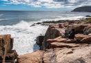A view from Acadia National Park, Maine