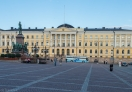 The Senate Square, one the most visited place in Helsinki