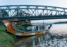 Perfume river tourist boat