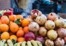 Street fruit in Marrakech