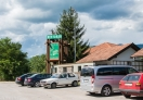 Roadside Restaurant called 'Restoran Orahovica' in Orahovica town