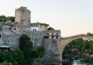 Old Town Mostar and the Old Bridge