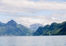 Beautiful view of Lake Lucerne !