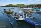 The typical water transportation for your island or lake hopping tour.