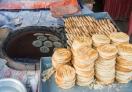 This is how they make bakar khani (Kashmiri delicacy)