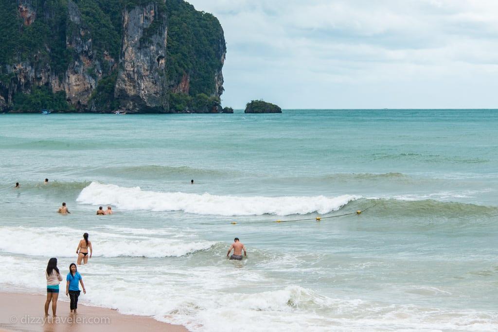 Ao Nang beach, Ao Nang - Thailand