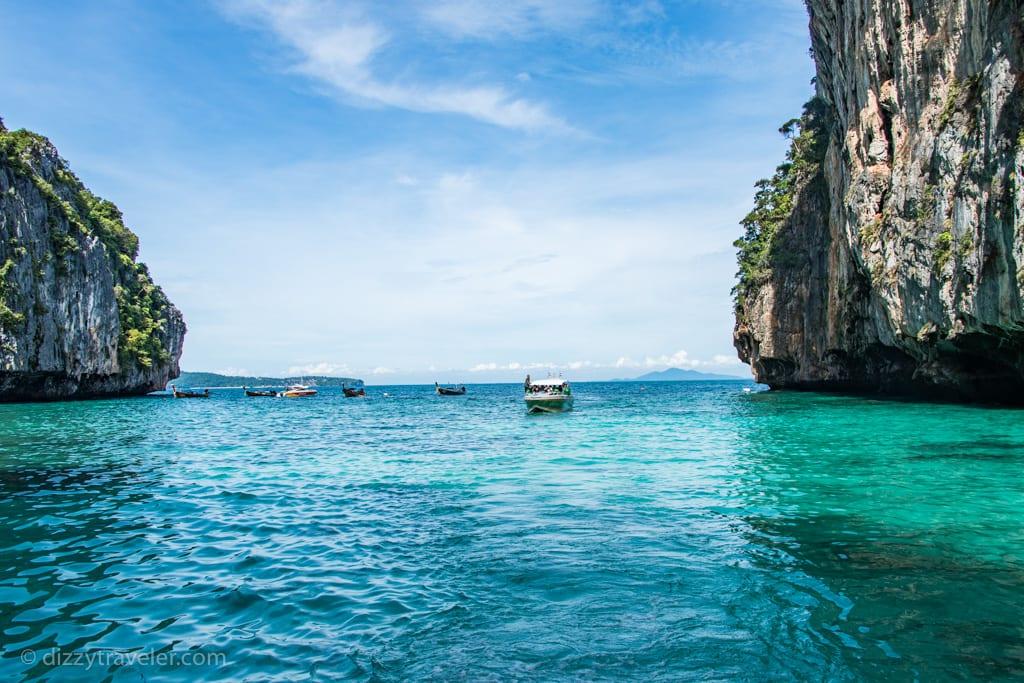 Maya Bay, Krabi -Thailand