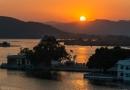 Pichola Lake Sunset, Udaipur