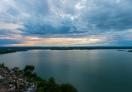 A view of Lake Travis, Austin