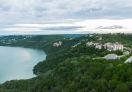Beautiful view of Lake Travis, Austin
