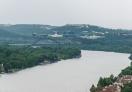 A view form Mount Bonnell , Austin