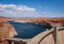 Glen Canyon Dam, Lake Powell, Arizona