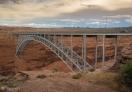 Glen Canyon Dam Bridge, Arizona