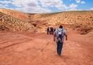 Heading towards Antelope Canyon, Page - Arizona