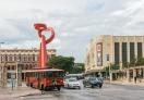 Main Square in San Antonio
