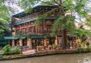 The River Walk in San Antonio