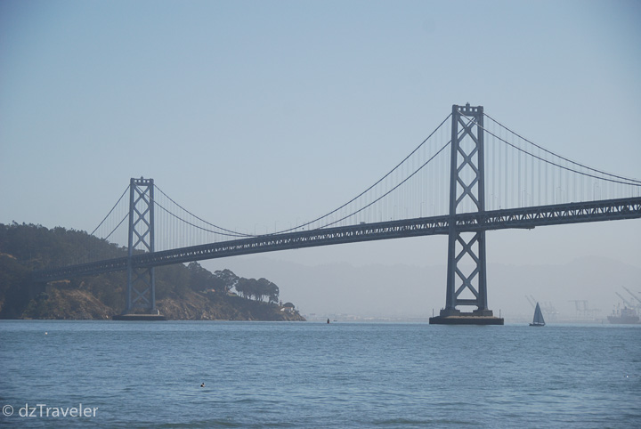 The San Francisco–Oakland Bay Bridge, CA