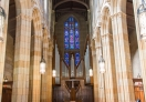 The Dwight Hall Chapel Yale Old Campus