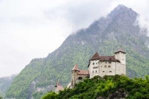 My Trip to Vaduz, Liechtenstein