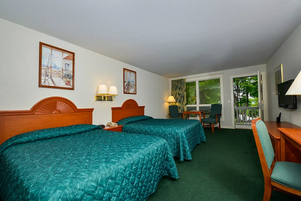 Bar Harbor Motel, Maine