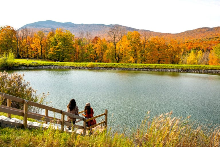 Fall Foliage Road Trip in New England, USA – Trip Itinerary