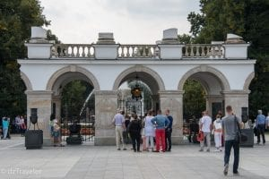 My Visit to Tomb of Unknown Soldier