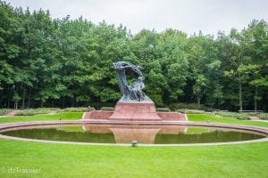 My Trip to Royal Baths Park – Lazienki Park, Warsaw