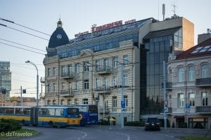 Congress Hotel, Vilnius – Great Location & Good Service