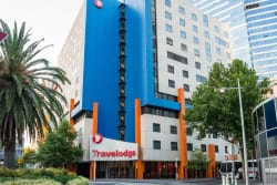 Travelodge Hotel best location in Melbourne