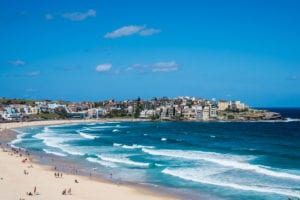 Day Trip to Bondi Beach – Sydney Australia