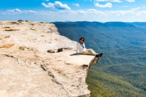Day Trip to The Blue Mountains, Australia