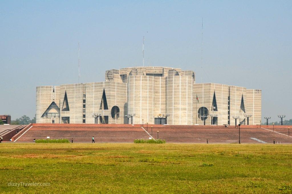 Bangladesh Parliament Building